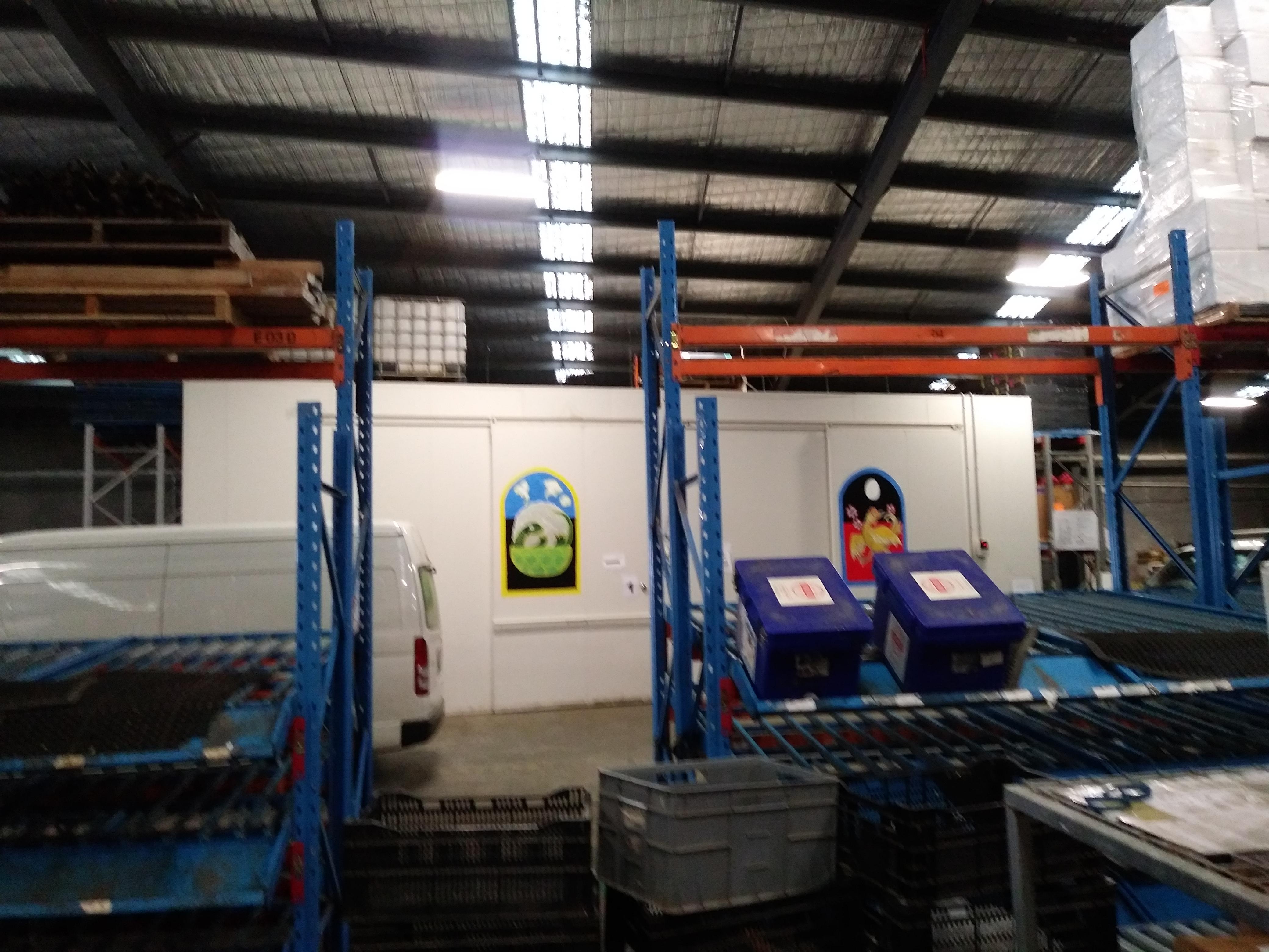 CERES Fair Food warehouse