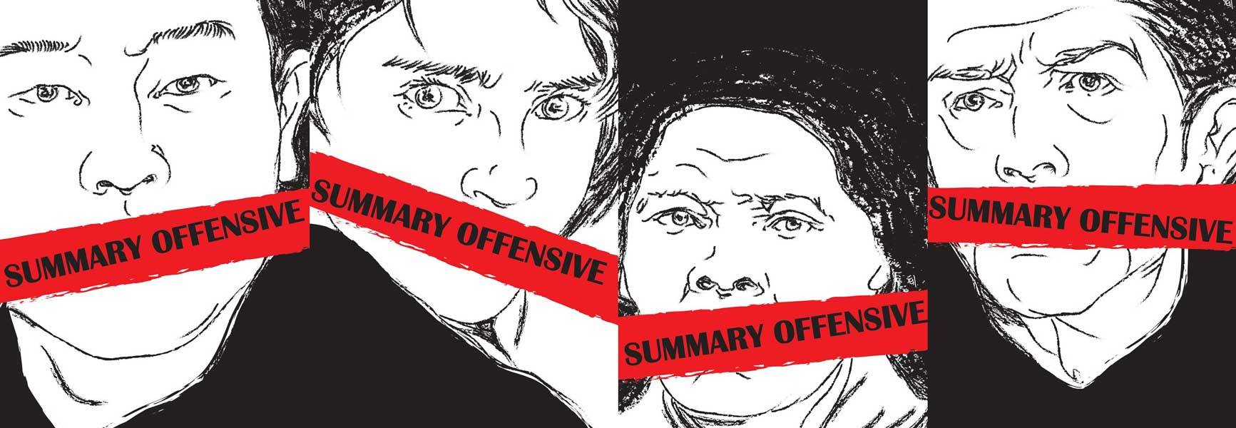 summary offensive