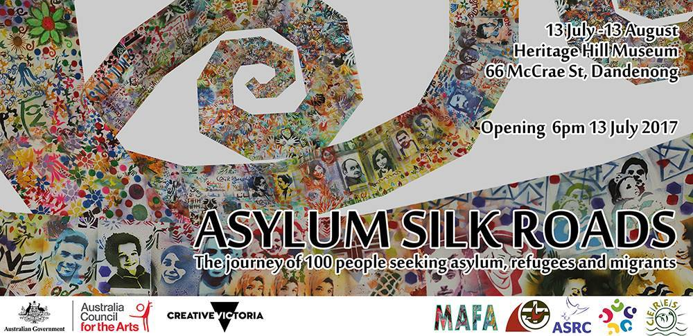 Asylum Silk Roads: Opening Night