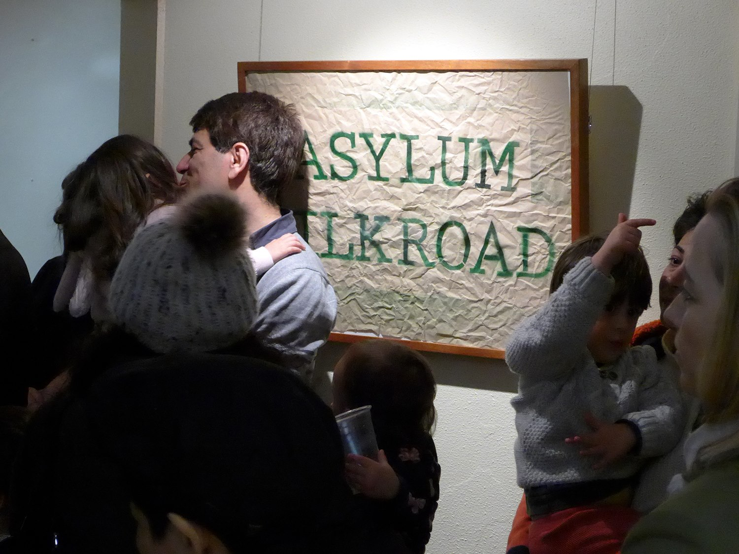 Asylum Silk Roads: Heritage Hill Opening Night
