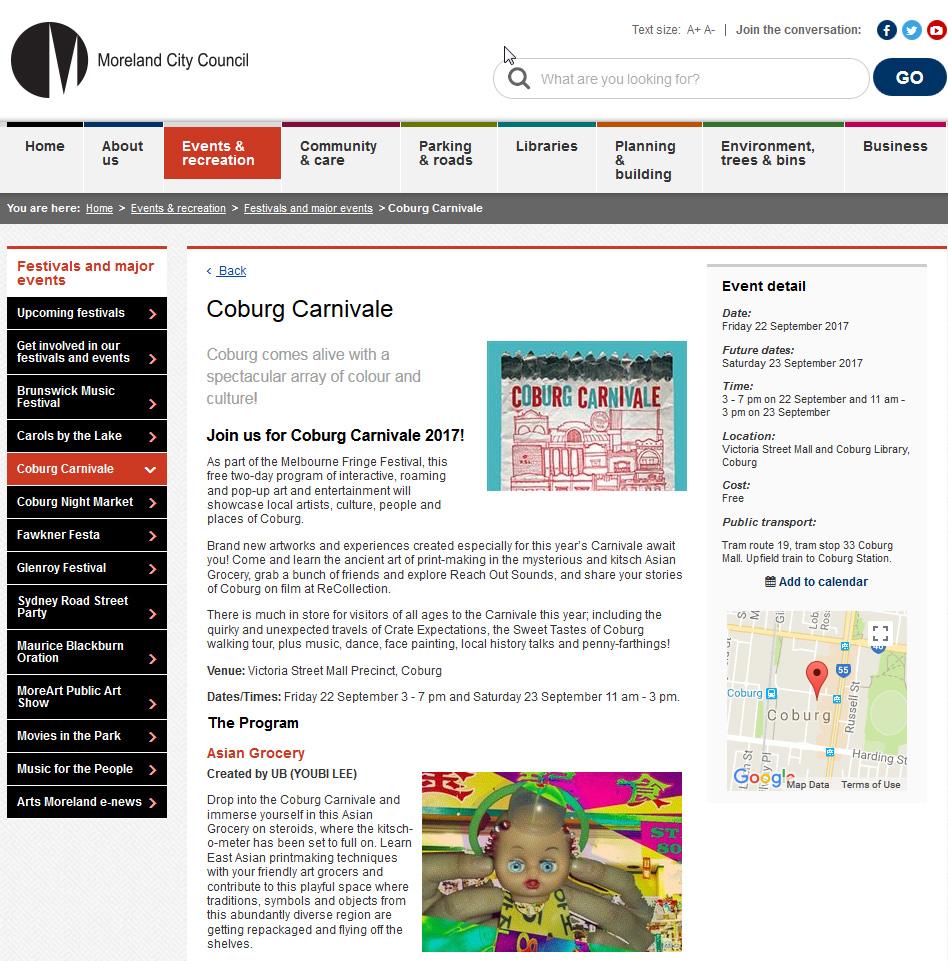 AG- Coburg Carnivale